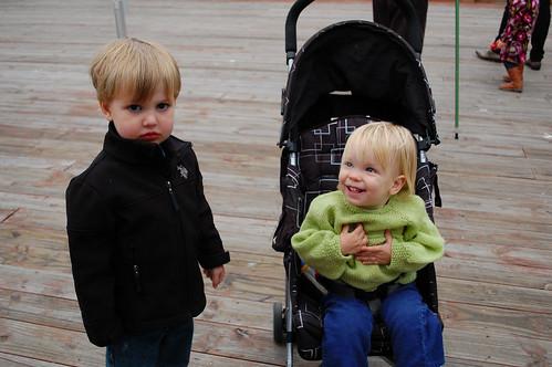 Cousins.
