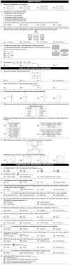 NCO 2nd Level Sample Papers - Class 5