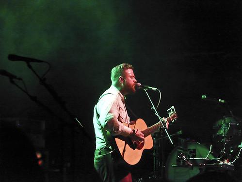 mugison icelandic musician manchester academy 1
