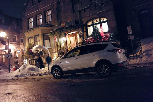 #LexGoFurther - Quebec City