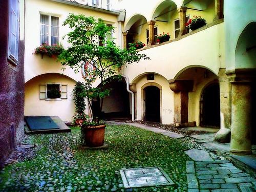 Courtyard @ Graz 2011 by SpatzMe