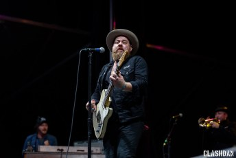 Nathaniel Rateliff and The Night Sweats @ Music Midtown Festival in Atlanta GA on September 18th 2016