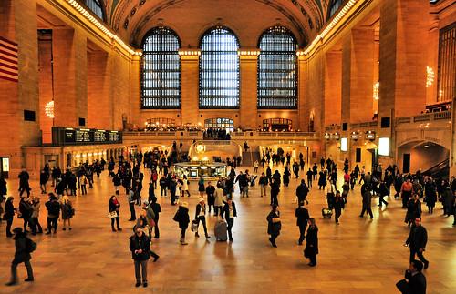New York, Grand Central Terminal