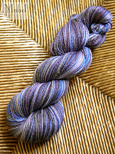SS Handspun - Scottish Heather