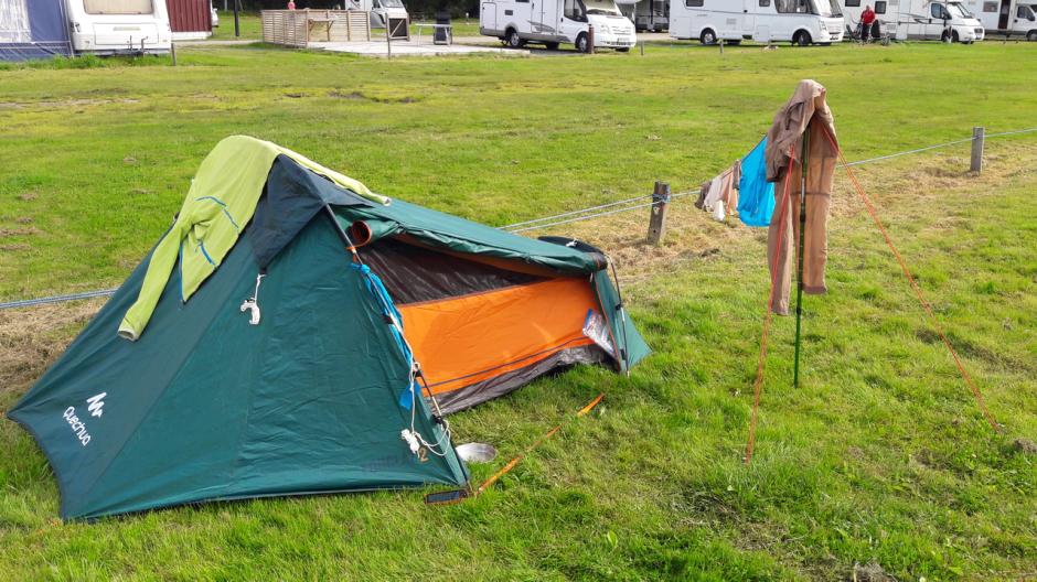 Noorwegen 2016 reisverslag - Nidelv Brygge & Camping • CherryCharlie.nl