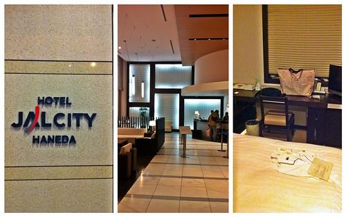 haneda jal city hotel