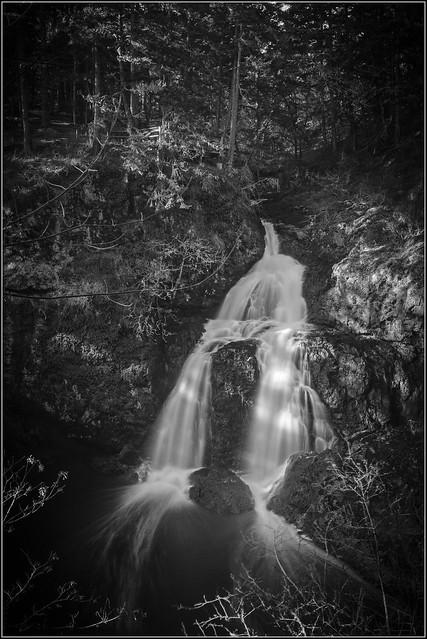 Sitting Lady Falls - Witty's Lagoon Regional Park