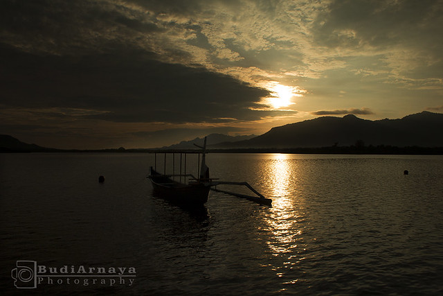 Sunrise of Karangsewu