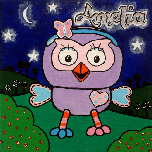 Hootabelle Hoot Giggle and Hoot by Lollipop-Designs