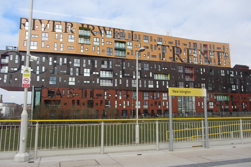 Chips apartment block, Ancoats