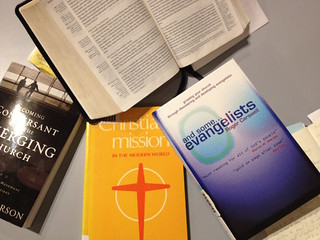 Books on mission and evangelism