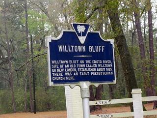 Willtown Bluff
