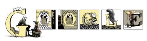 Edward Gorey Doodle
