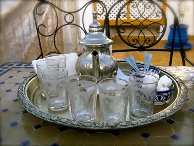 Te en Marrakech