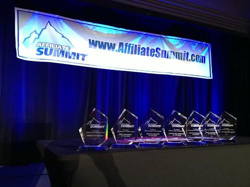 Pinnacle Awards at Affiliate Summit West 2013