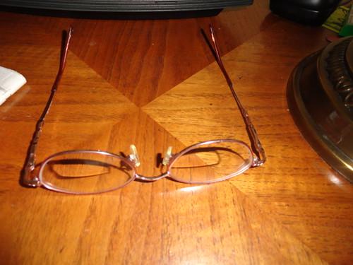 Glasses by Lynn Kelley Author