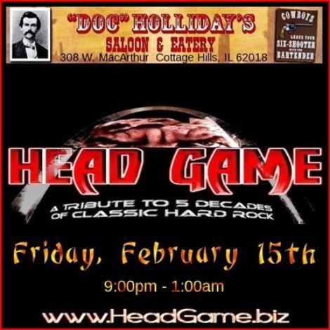 Head Game 2-15-13