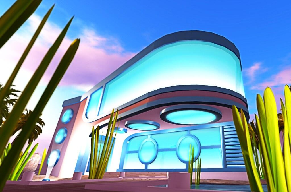 The Oceanus house by Porky Gorky