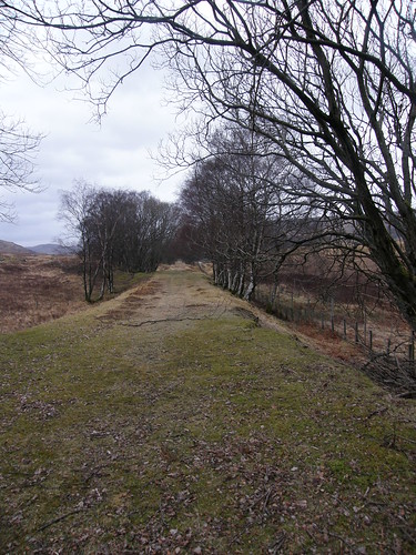 Callander and Oban Railway Line (disused)