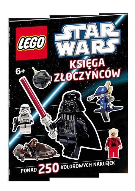 LEGO STAR WARS - LSW2 - Księga złoczyńców