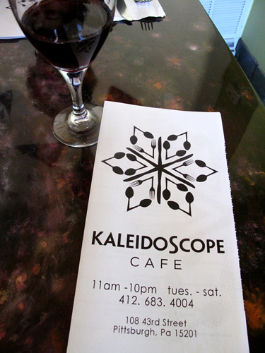 Restaurant Week - Lunch at Kaleidoscope