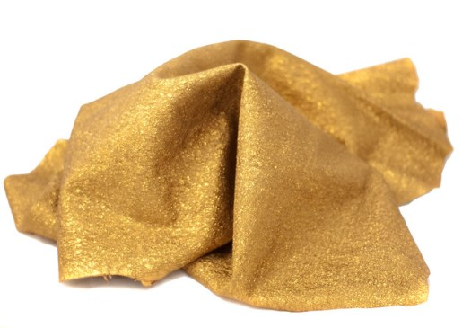 Gold Leather