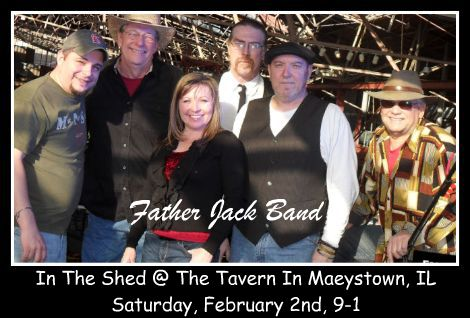 Father Jack Band 2-2-13