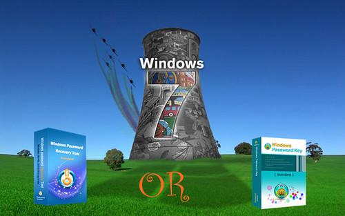 windows 7 password recovery