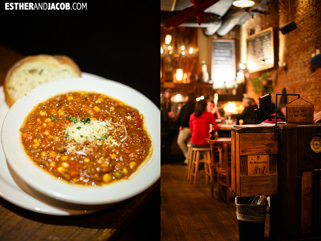 Brunswick Stew at Brickstore Pub Downtown Decatur | Tourists at Home