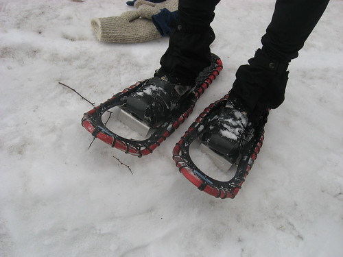 classic snowshoes