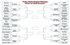 Public Radio March Madness