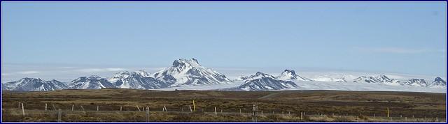 Distant Glacier