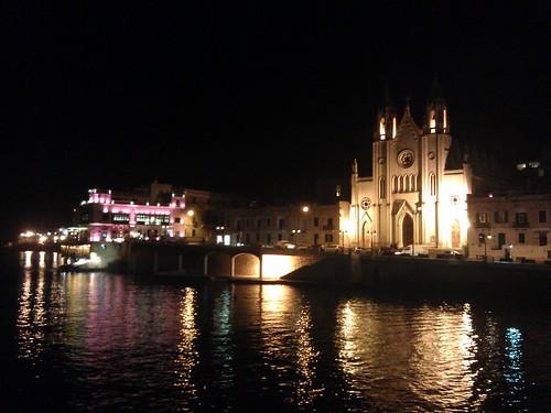 Día 1: Malta (Sliema, St Julians y Paceville con Spinola Bay y Portomasso Tower, Gzira, etc).