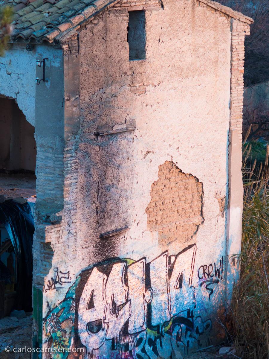 Caserón en ruinas