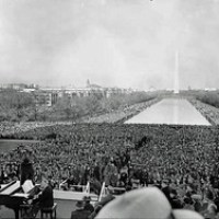 Before 1963: The 1922 Silent March on Washington
