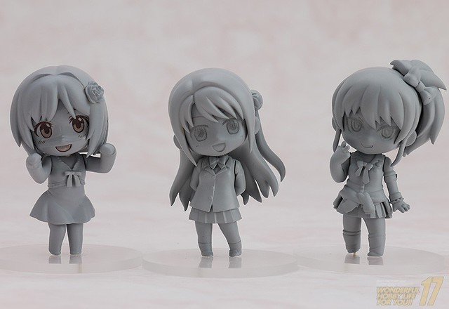 Nendoroid Petite THE IDOLM@STER Cinderella Girls Stage 02