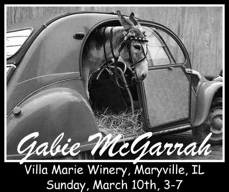 Gabie McGarrah 3-10-13