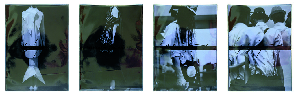 Uitnodiging voor Yohji Yamamoto lente-zomer 2005