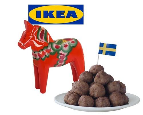 Ikea Meatballs -- Now With Horsemeat!