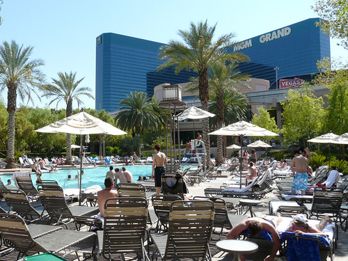 MGM Grand: Monumental Hotel con Tematica de Hollywood en Las Vegas