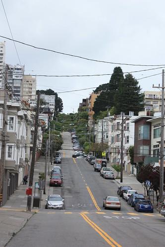 steep streets