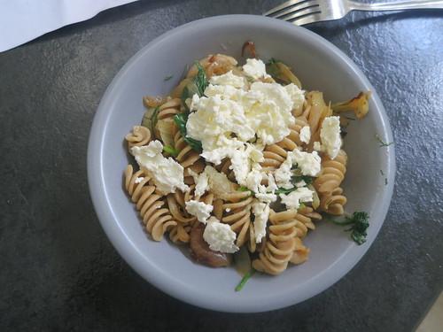 Spanakopita pasta