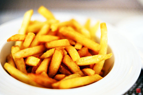 French Fries by Daniel Y. Go