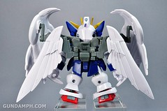 SDGO Wing Gundam Zero Endless Waltz Toy Figure Unboxing Review (15)