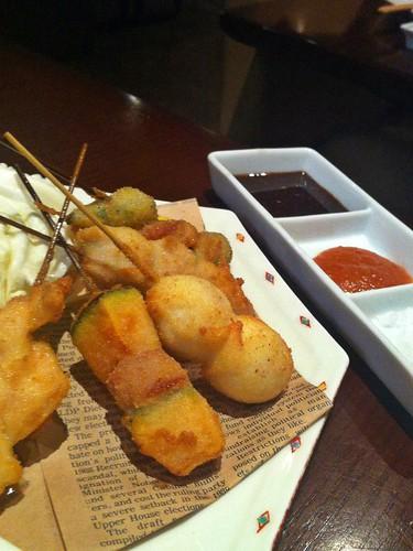 osaka tempura