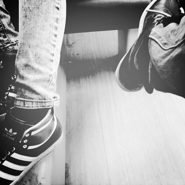 voetjes van de vloer
