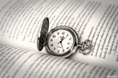 El tiempo entre letras