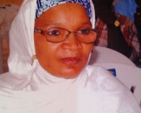 Hajia Rabi Umar Sodangi, Chair of the Nigerian Institute of Management, Kaduna Branch. She recently gave an interview to the Nigerian Guardian newspaper. by Pan-African News Wire File Photos