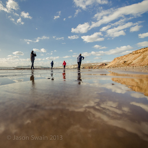 Isle of Wight Beach Walkers