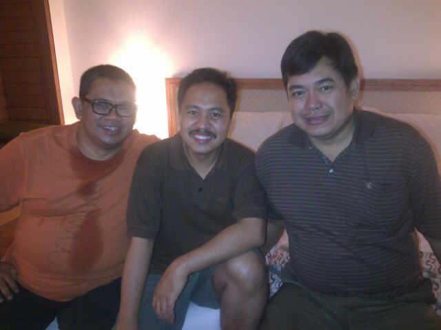 3 Pembesar P3I ngumpul di Bandung